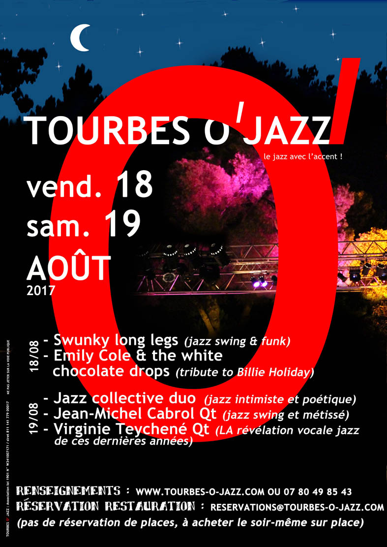 Tourbes O'Jazz_18-19 Août 2017