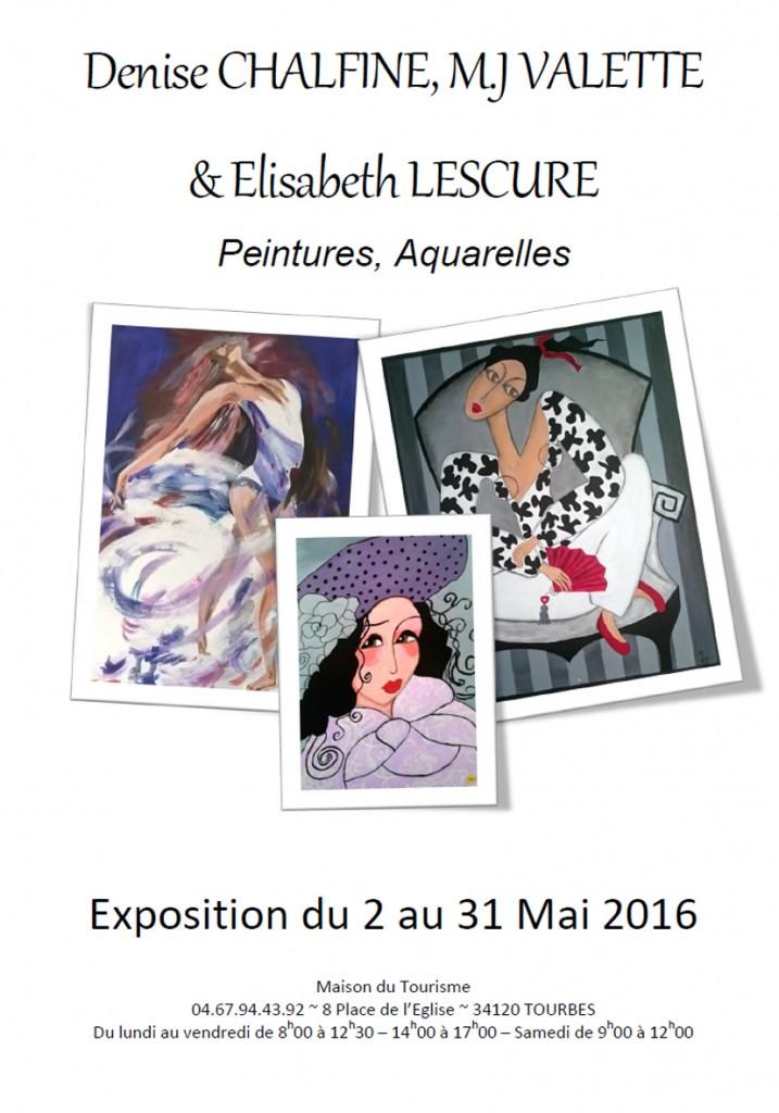Affiche Expo Mai