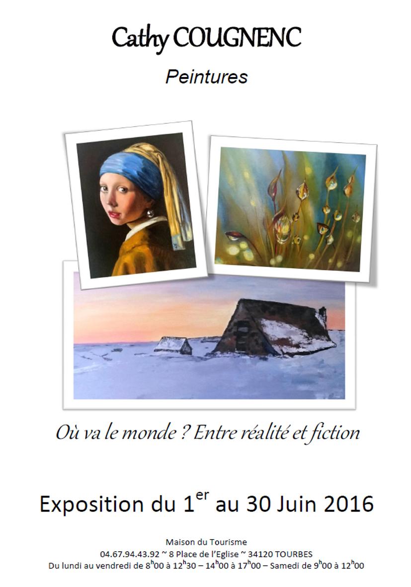 Affiche expo Juin