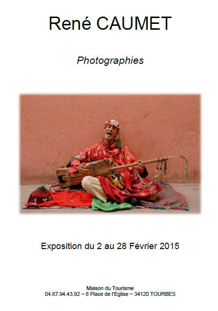 Exposition de photographies R.CAUMET
