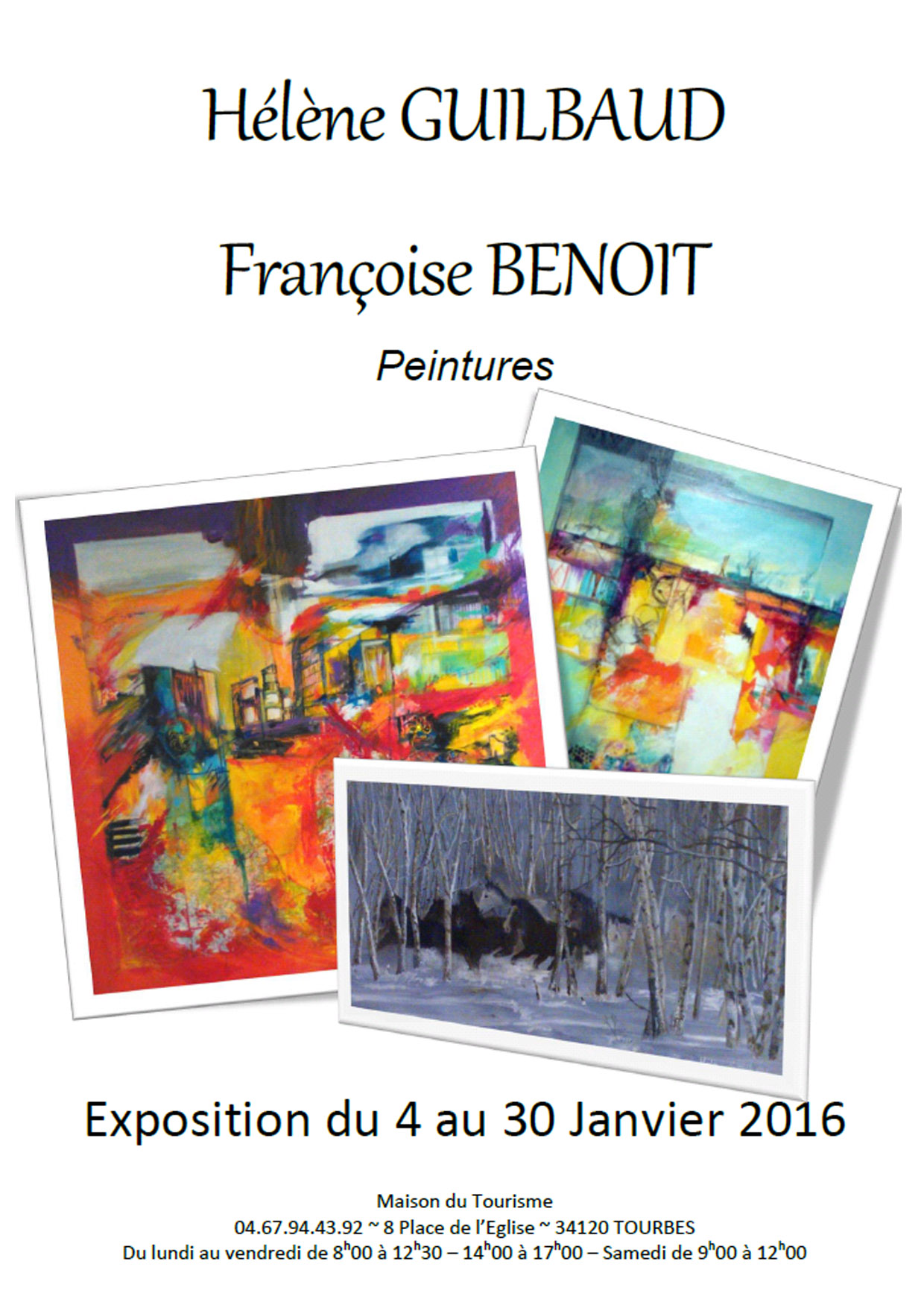 Janvier 2016 - H Guilbaud_F Benoit