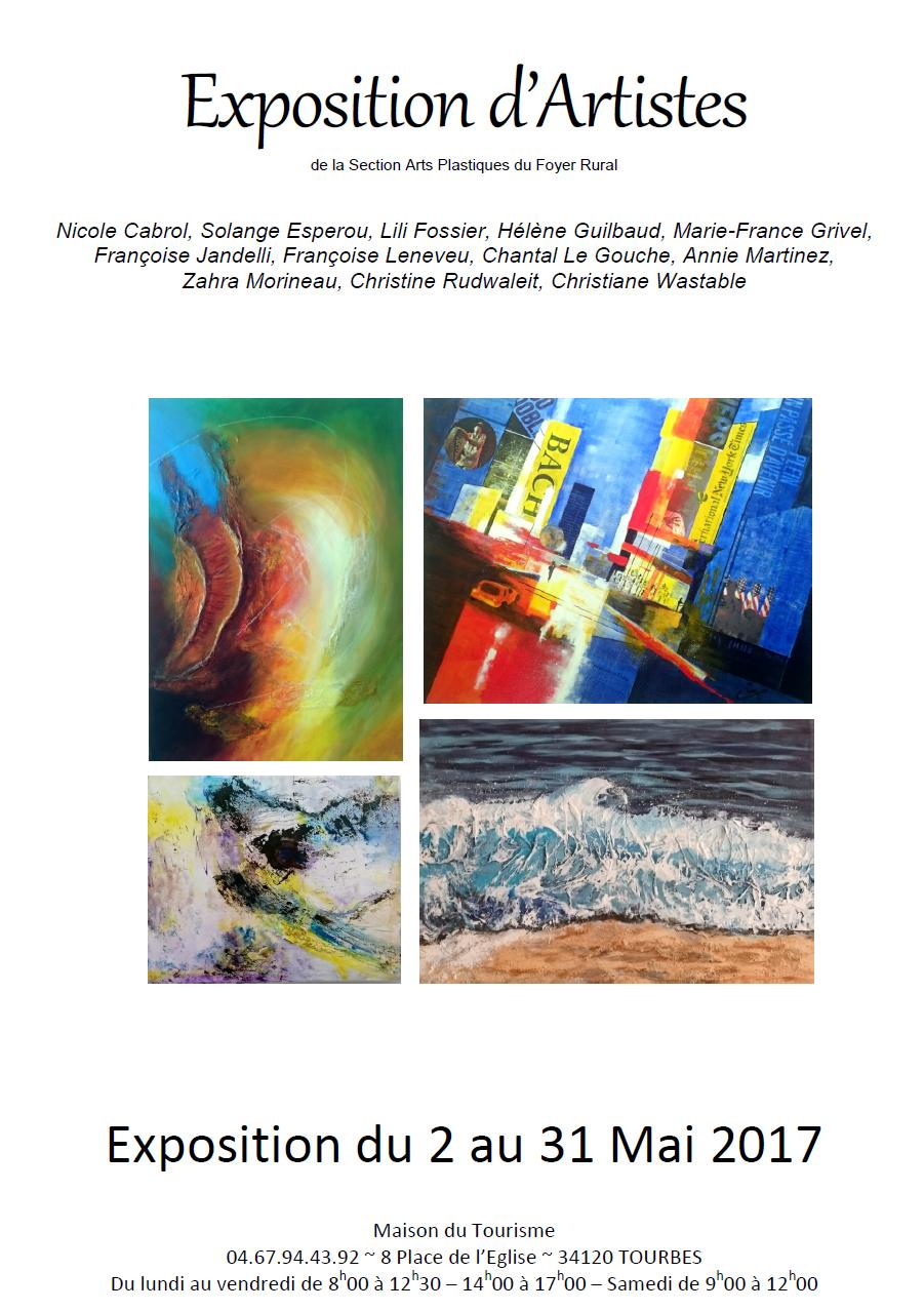 Expo d'artistes FR_Mai