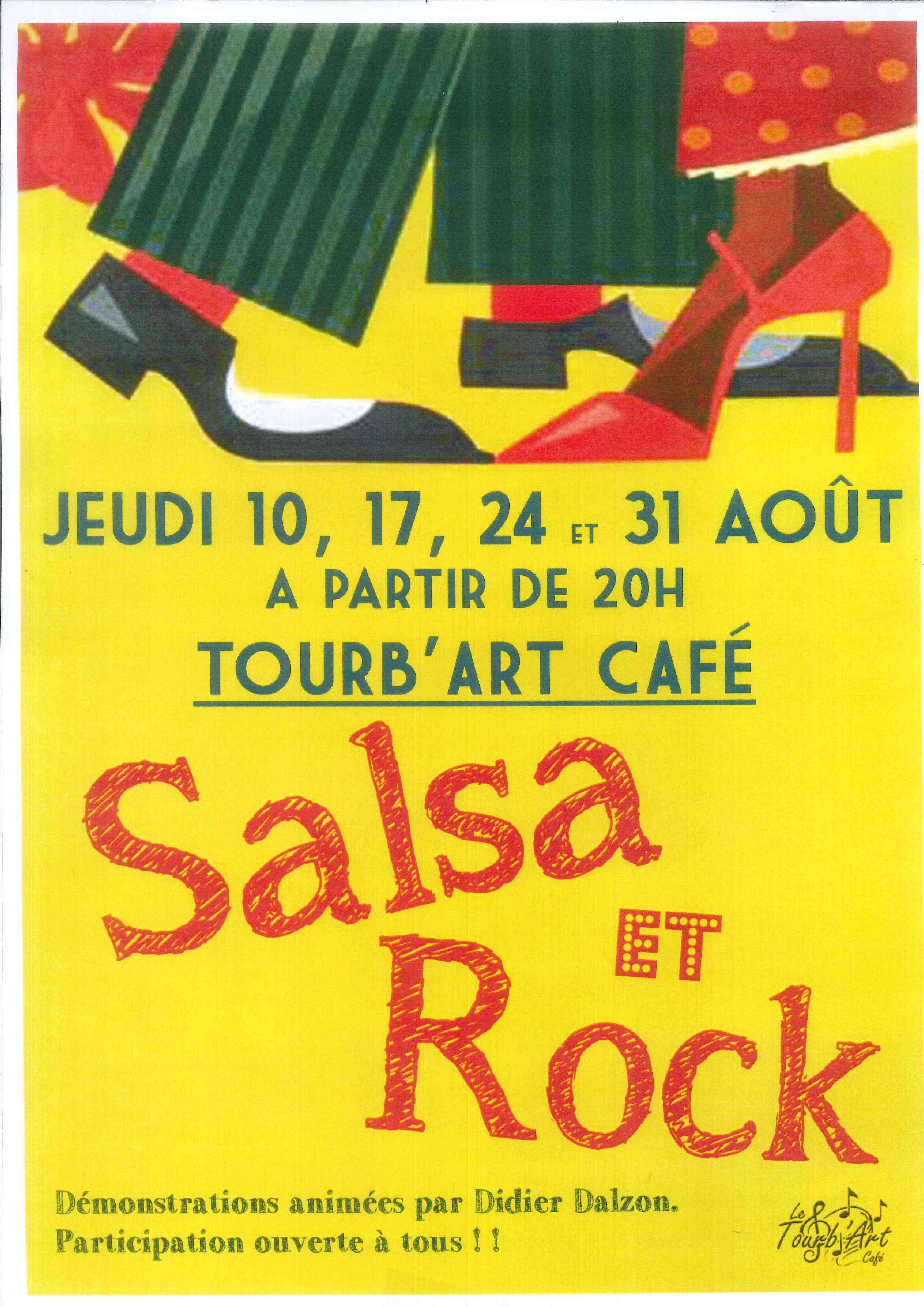 Salsa et Rock